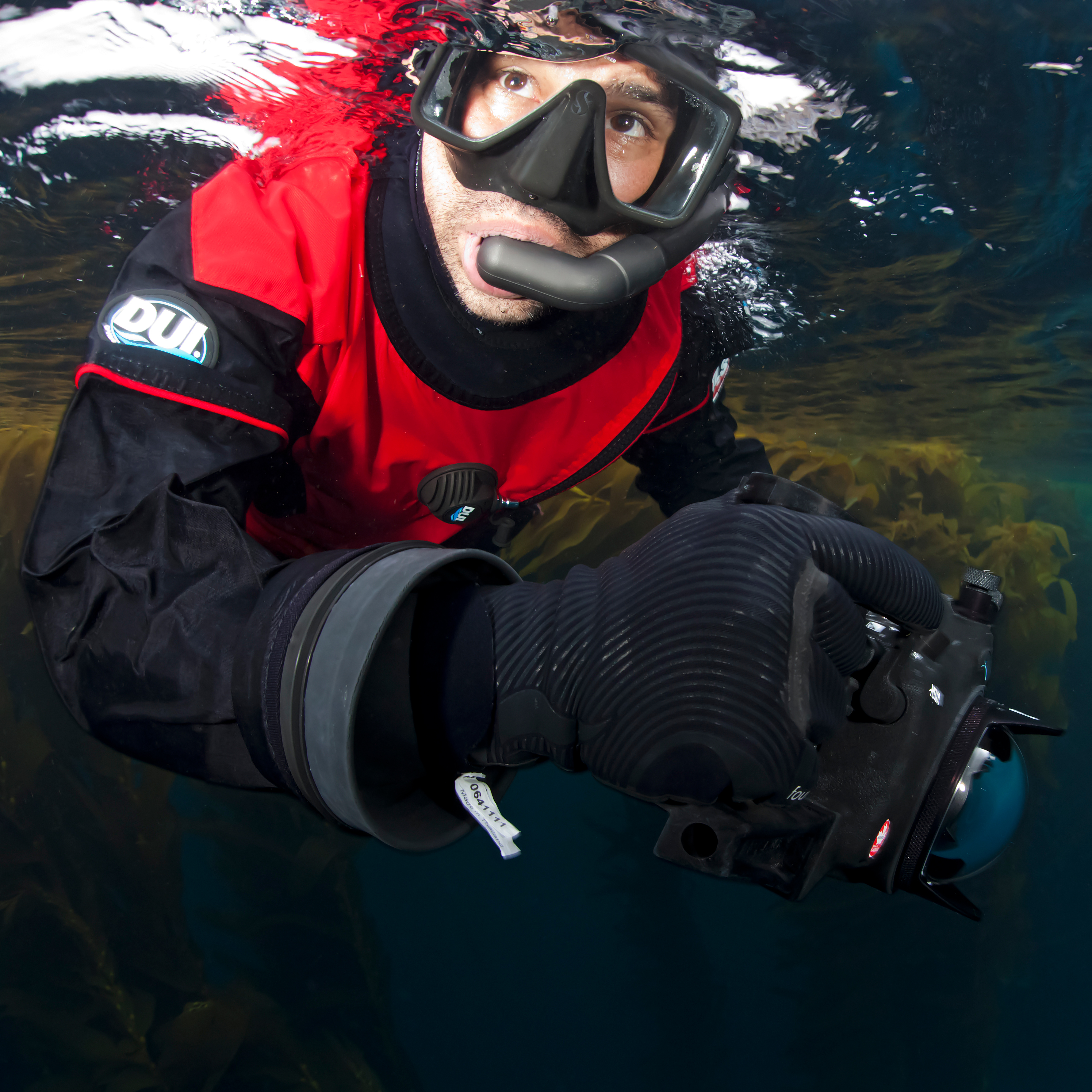 Divers do it Deeper Uni Vest Scuba Diving Rude Dive Gear Funny Birthday Poison